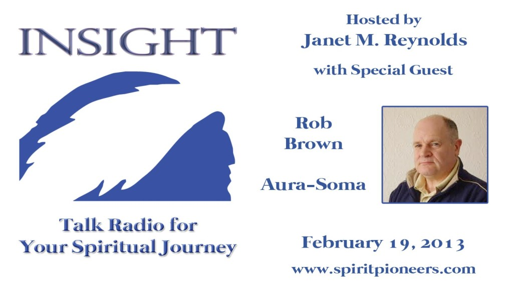 insight radio with robert brown
