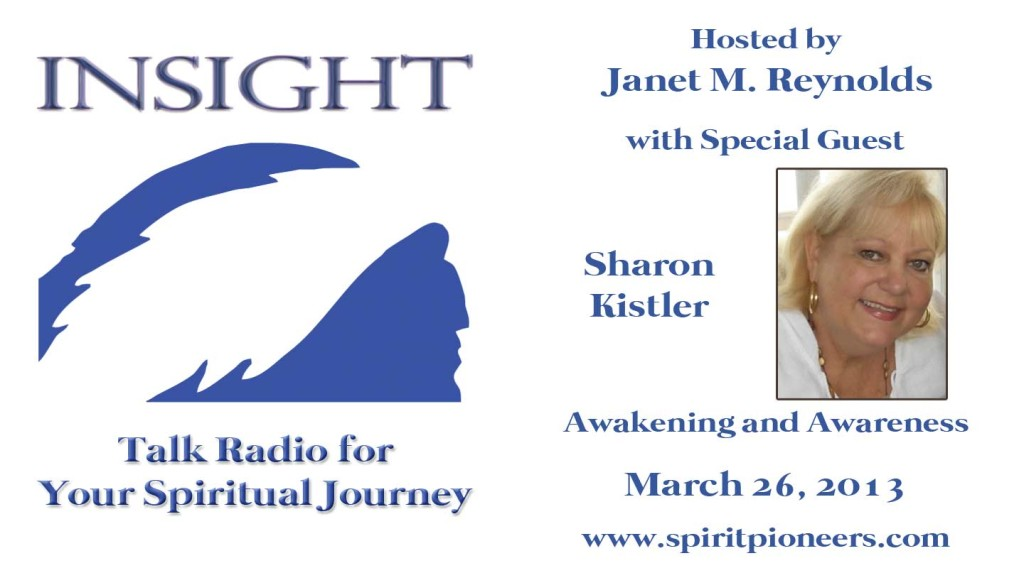 image for insight with sharon kistler